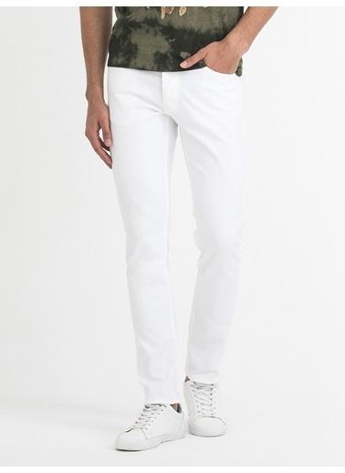Loft Pantolon Beyaz